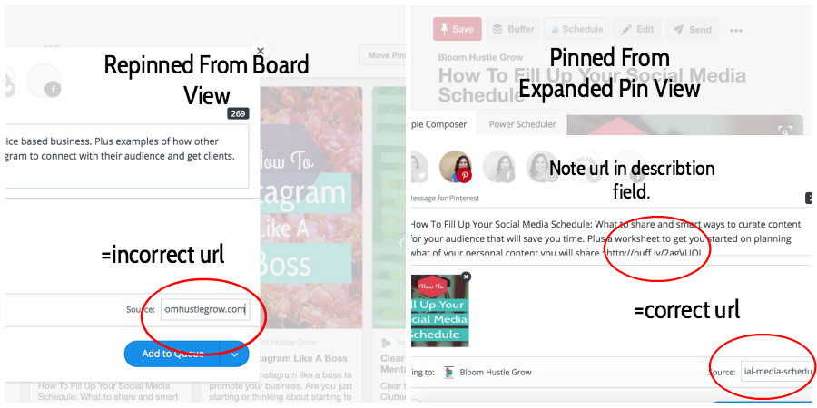 Pinterest Schedulers: Buffer vs  BoardBooster vs  Tailwind