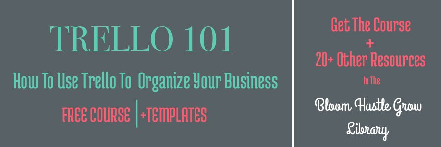 Free Trello Course + 20 Other Business Resources