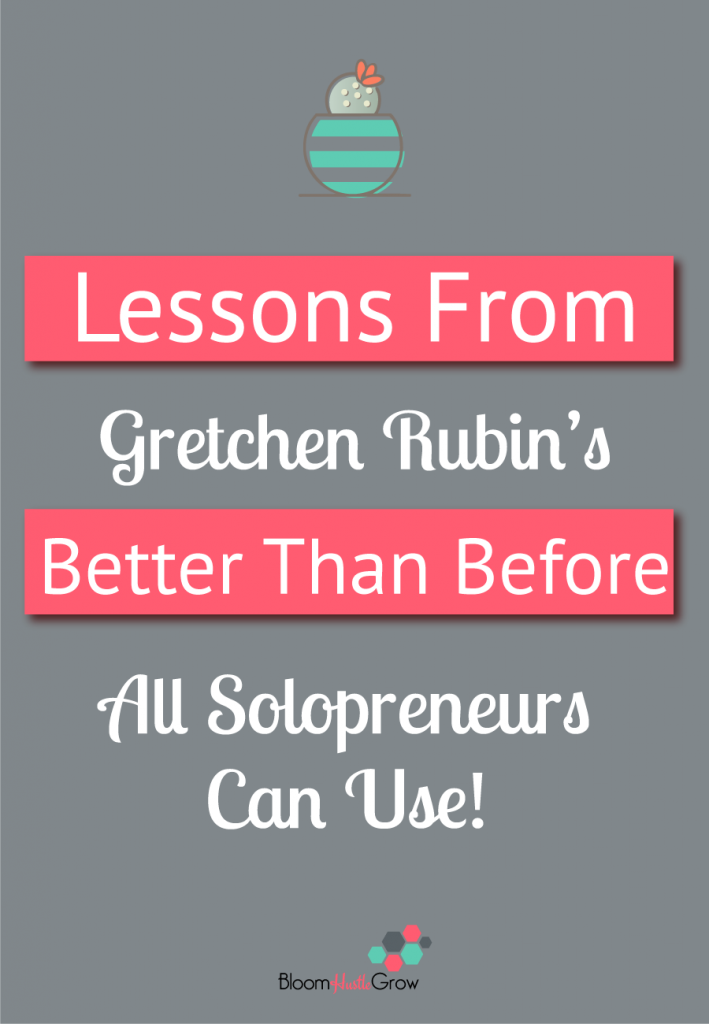 Lessons Learned From Better Than Before