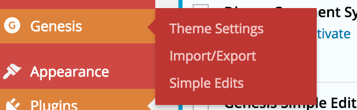 How To Edit Your Footer In Genesis Theme