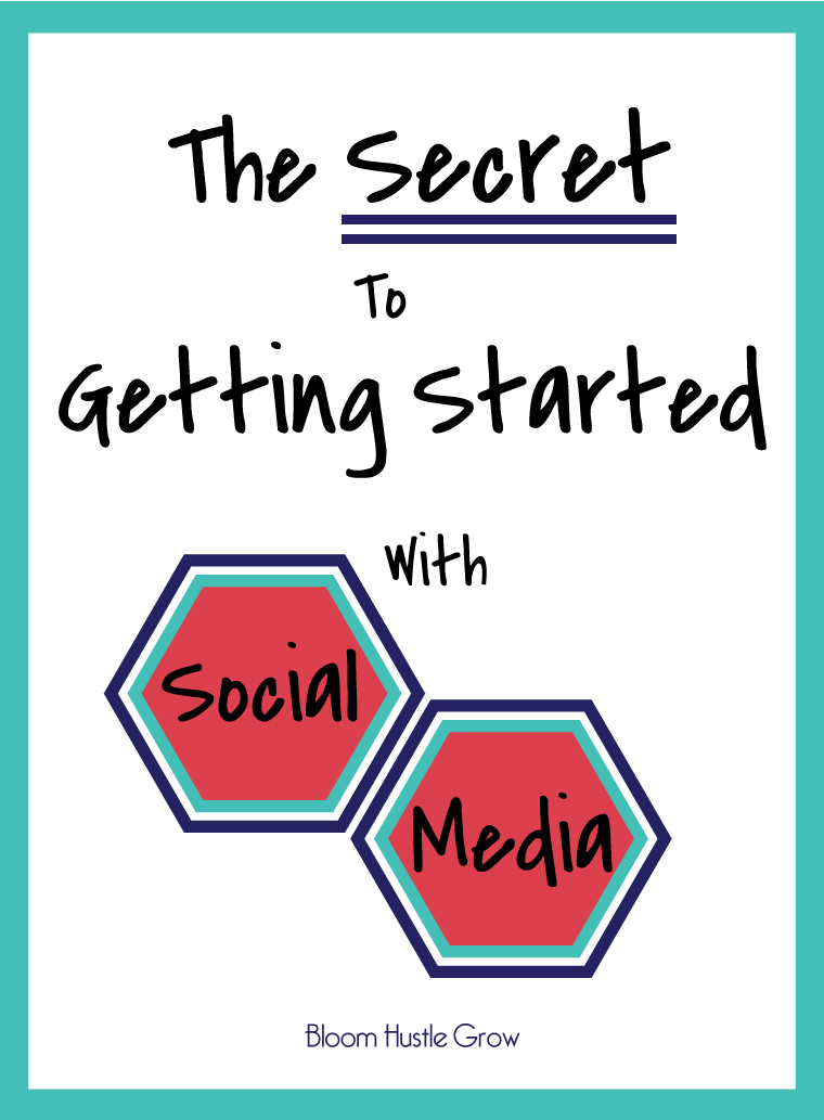 Getting Started With Social Media, Overcoming Social Media Anxiety