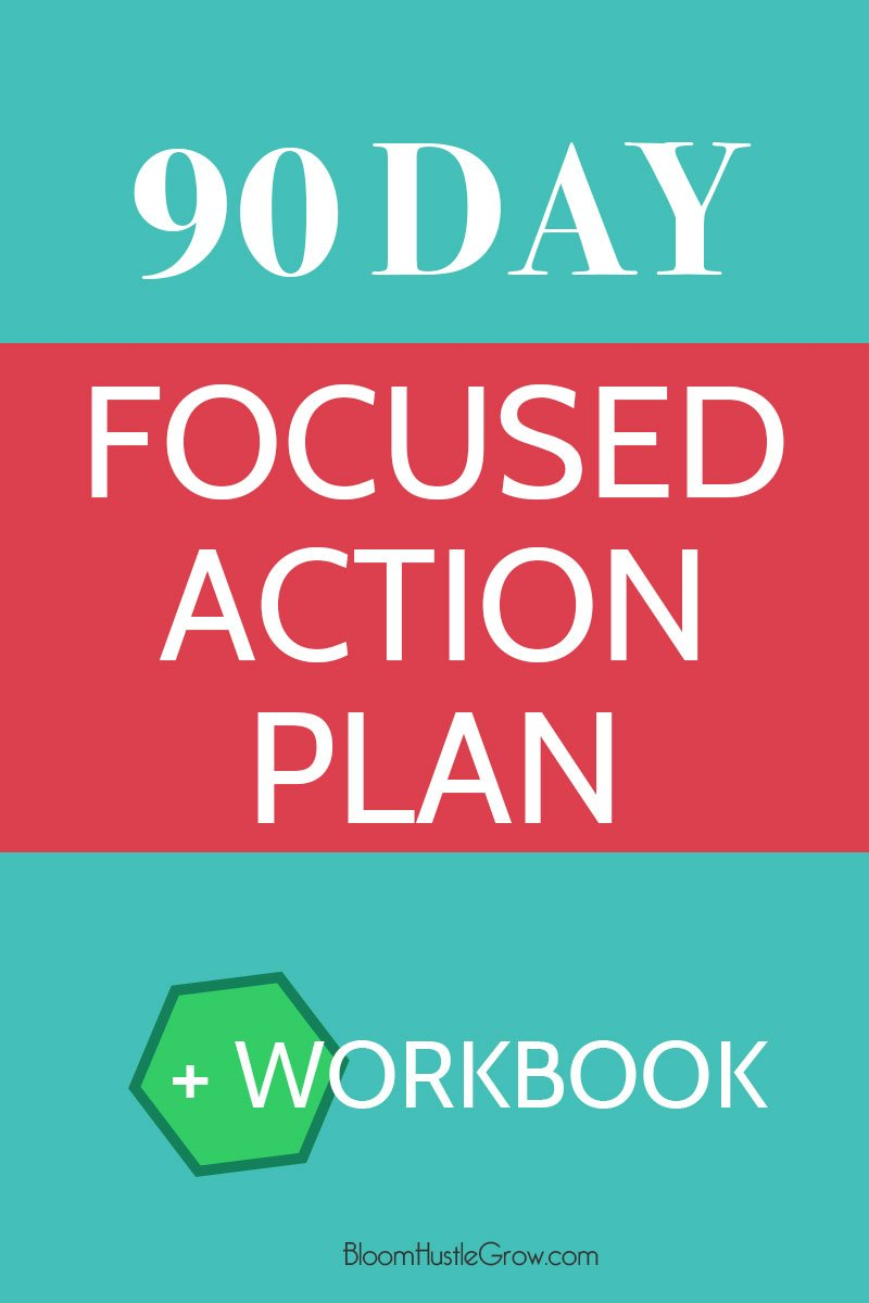 90-Day-Action-Plan With Free Workbook