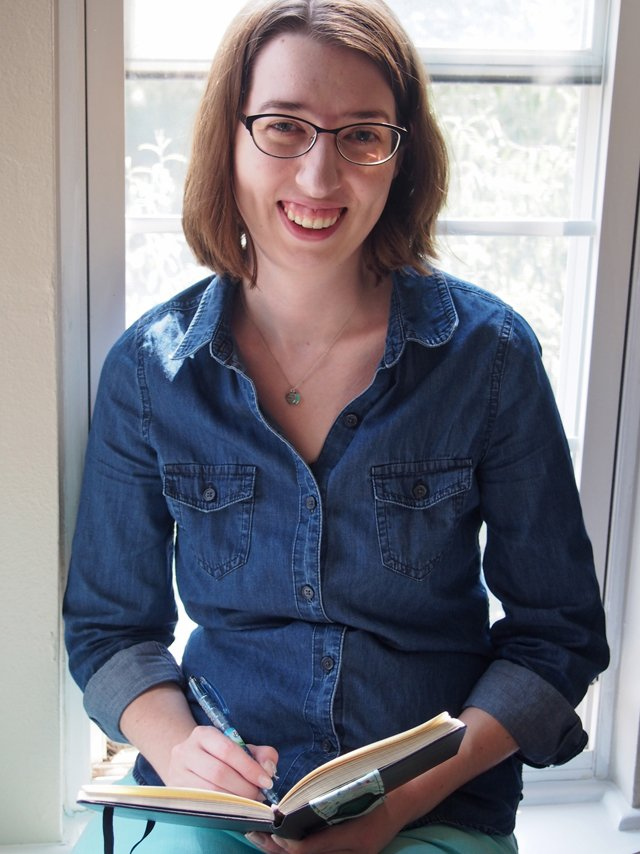 opywriter Sarah Anderson of Spitfire Scribe
