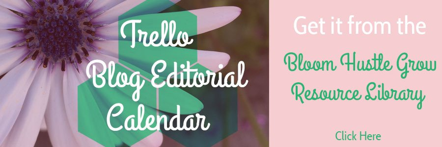 Use Trello For A Blog Editorial Calendar
