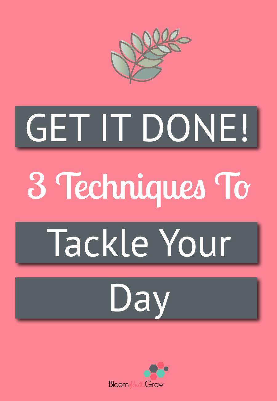 3 Productivity Techniques For Solopreneurs