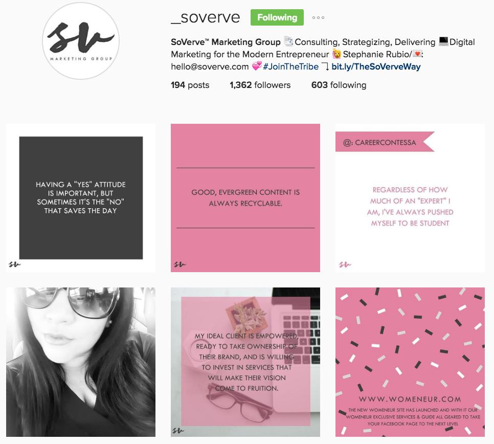 Stephanie Rubio SoVerve™ Marketing Group