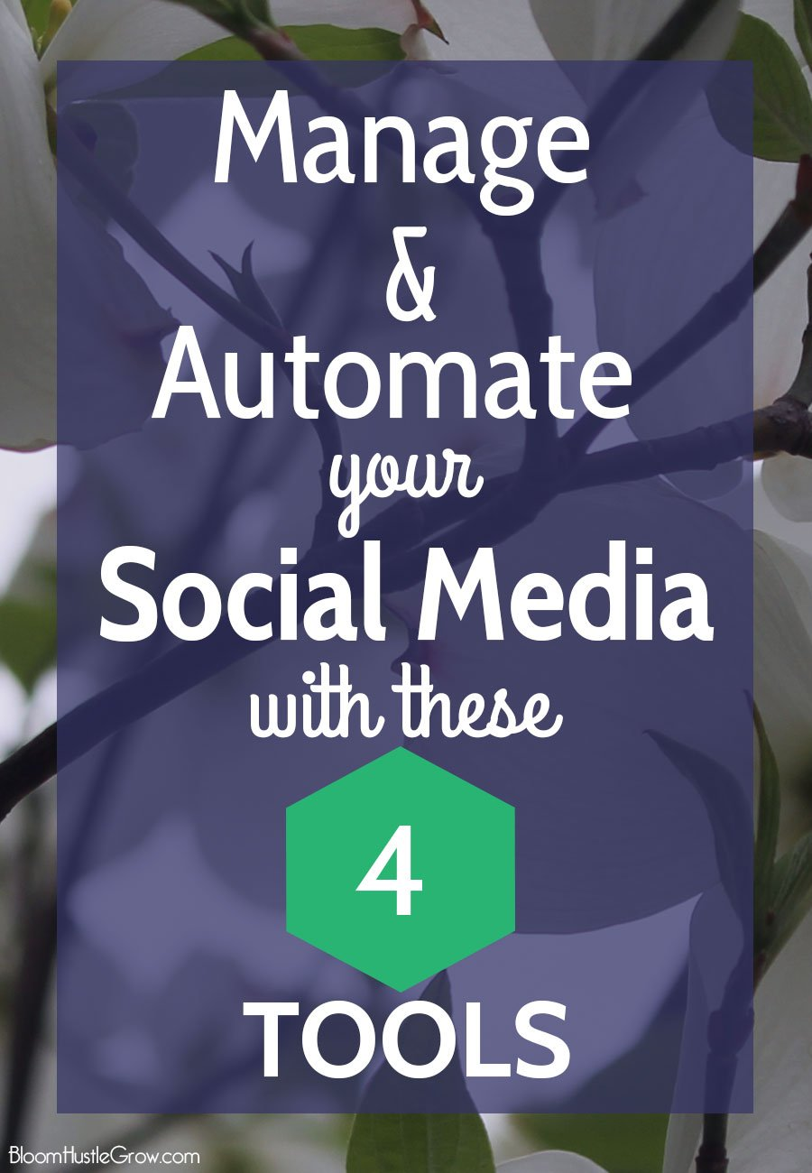 Tools To Automate Social Media: Use These 4 Tools To Rock Your Social Media Strategy & Make Life Easier