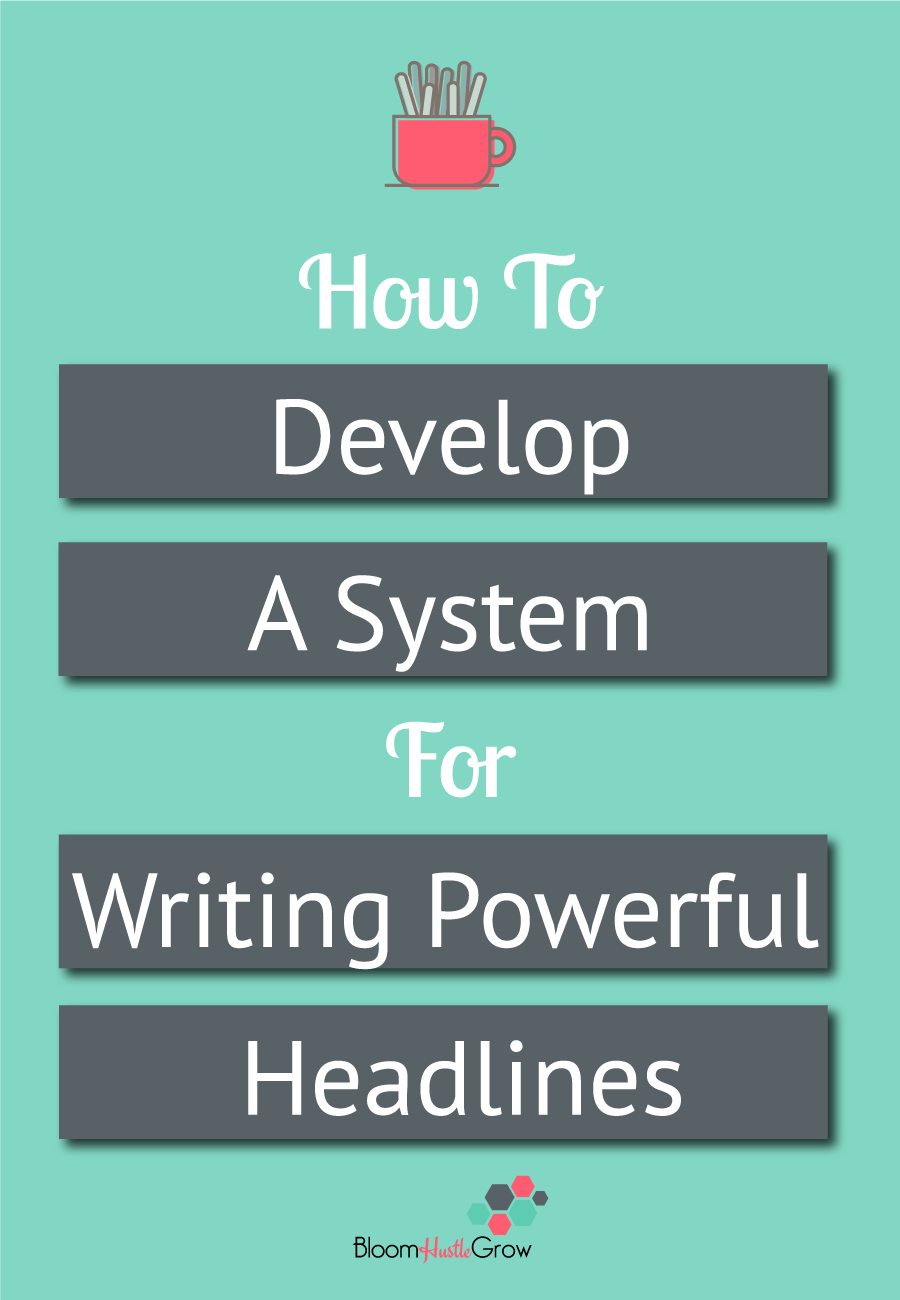 How To Make Writing Effective Headlines Easier. Establish go-to formulas to craft your headlines with these tips.