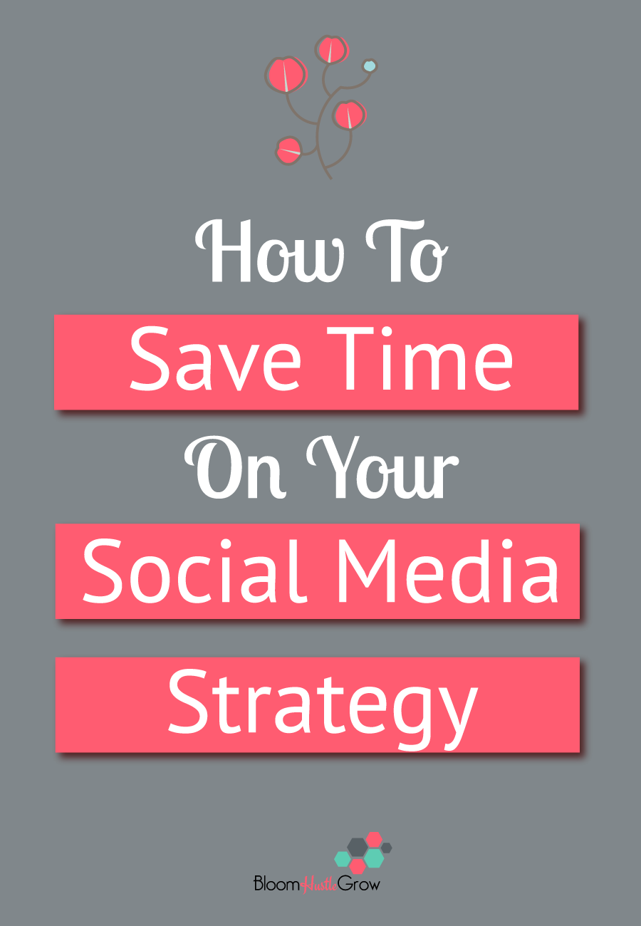 Automate your social media to save time.