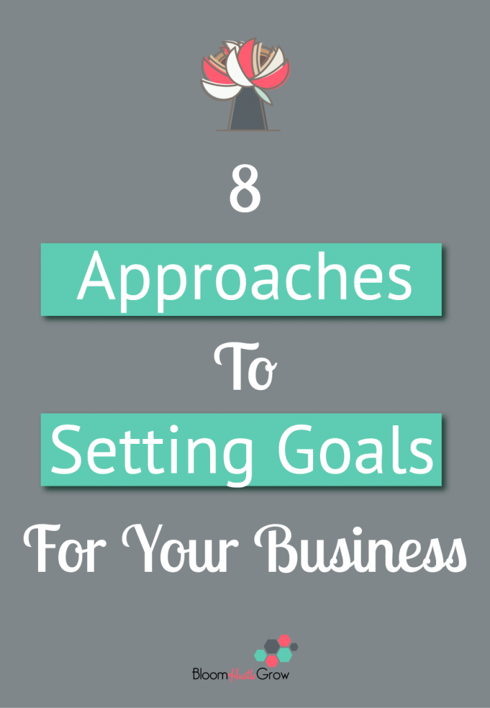 Get To Goal Setting With These Basic Approaches