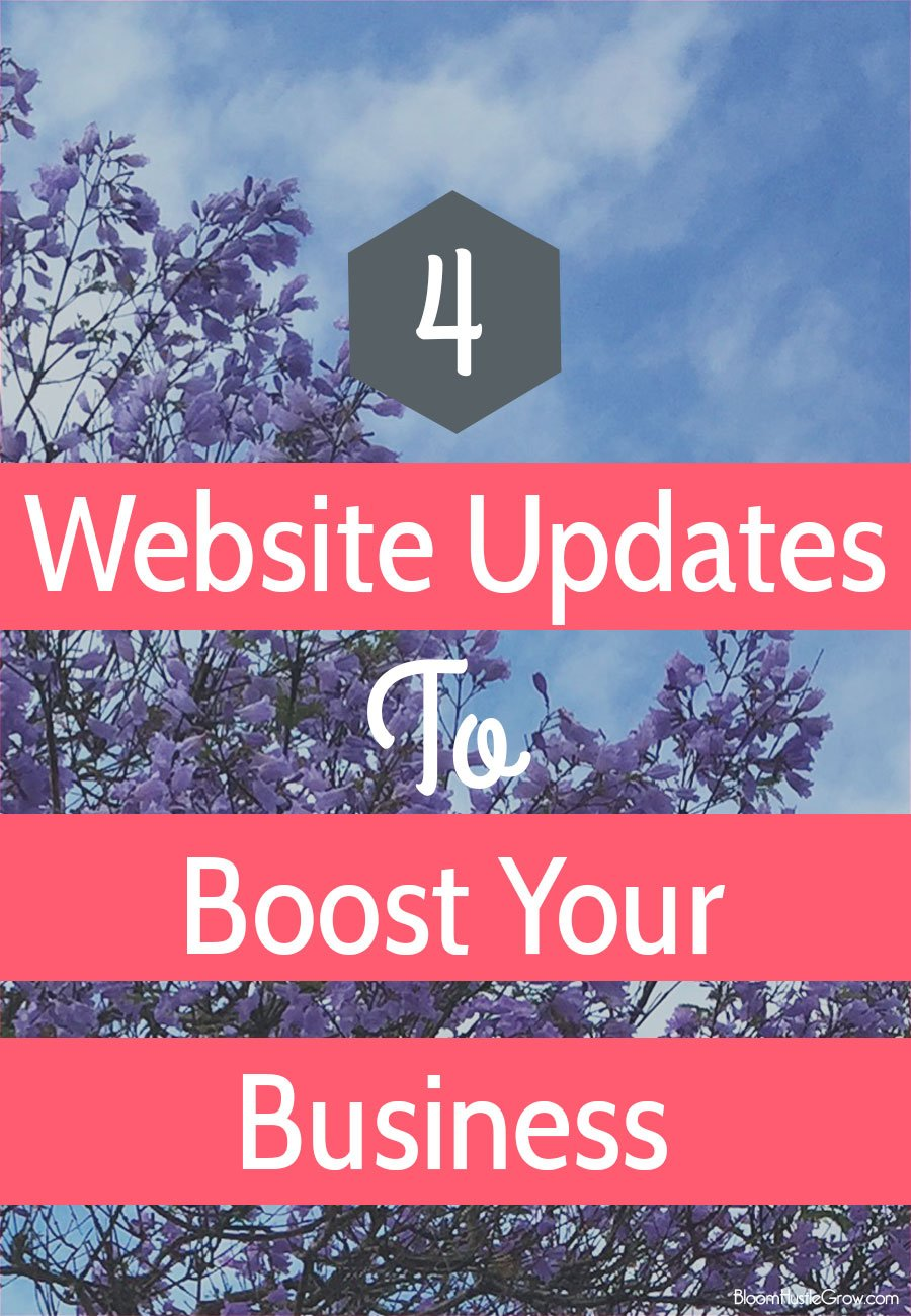 Is your website working as hard as you? 4 website updates to boost your business