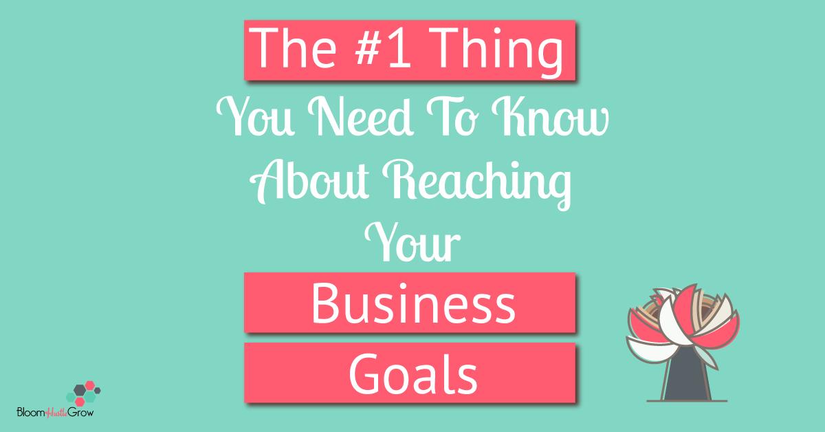 business goals 1 cd