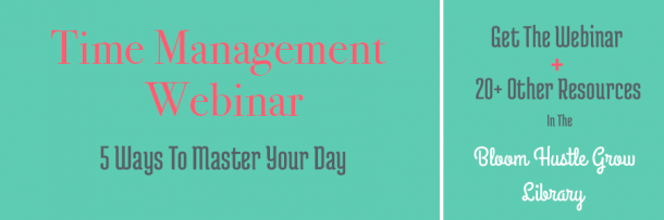 5 Days To Master Your Day Webinar
