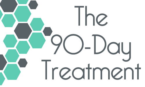 The 90 Day Treatment: This package is going to be get you organized and working towards very specific goals for the next 90-days.