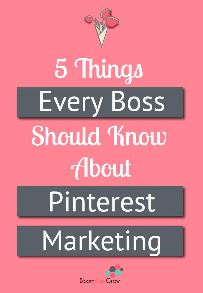 Don't let these 5 common Pinterest mistakes slow your Pinterest success.