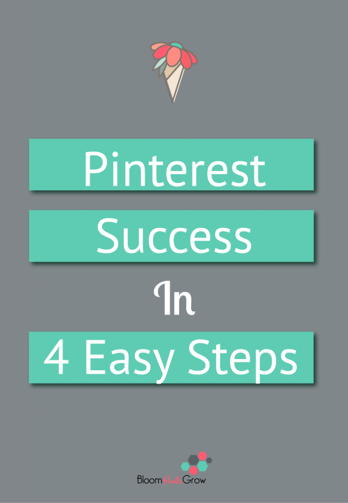 A successful Pinterest marketing strategy is easier than you think. Grab the 4 key components to make your #PinterestMarketing explode.