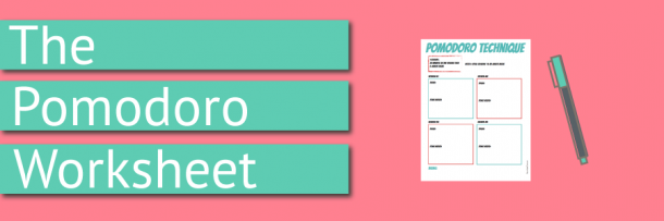 The-Pomodoro-Worksheet