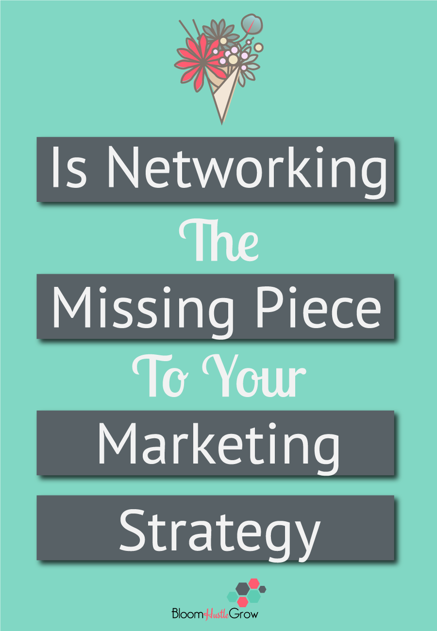 Why Networking Is An Important Part To Any Marketing Strategy