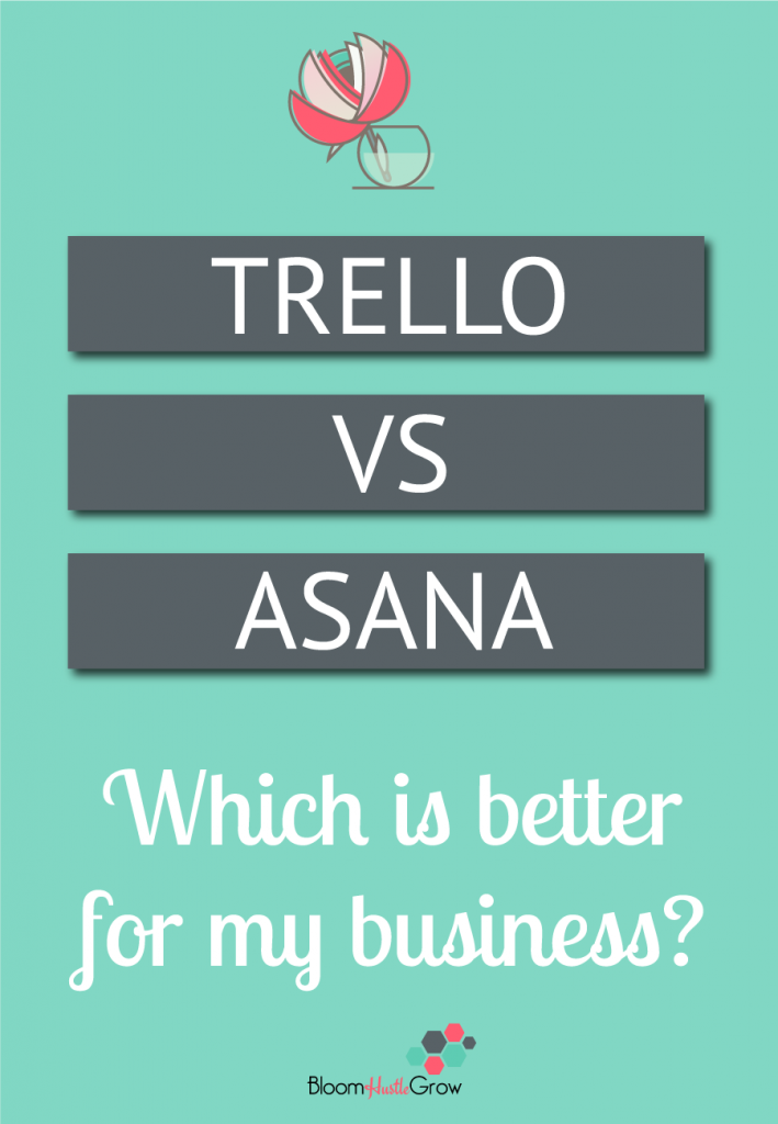 What's the difference? Trello vs Asana