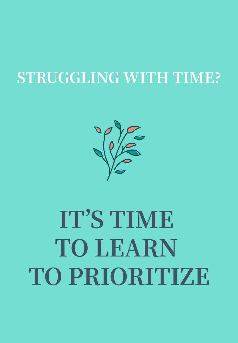 Two simple approaches to prioritizing your time as an entrepreneur. #bloomhustlegrow #timemanagement #solopreneurs