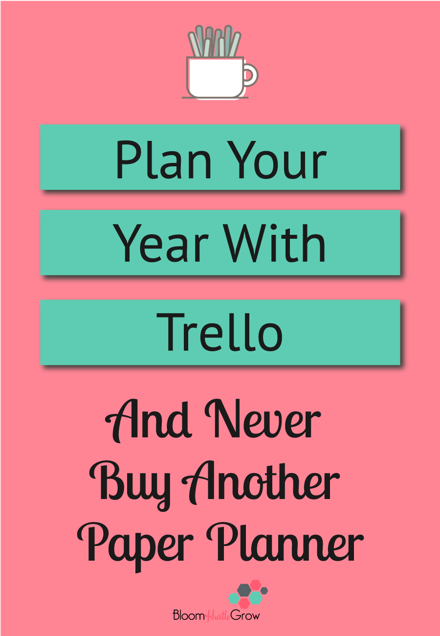 Plan Your Year With Trello: The Planning System To Keep You On Track All Year Long