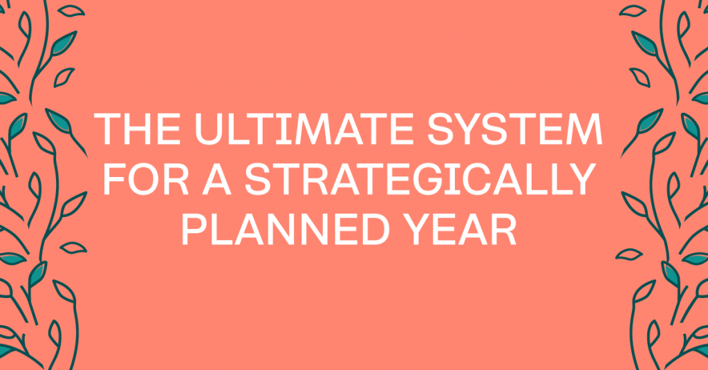 Plan Your Year With Trello: The Planning System To Keep You On Track All Year Long #goalsetting #Trello #planner