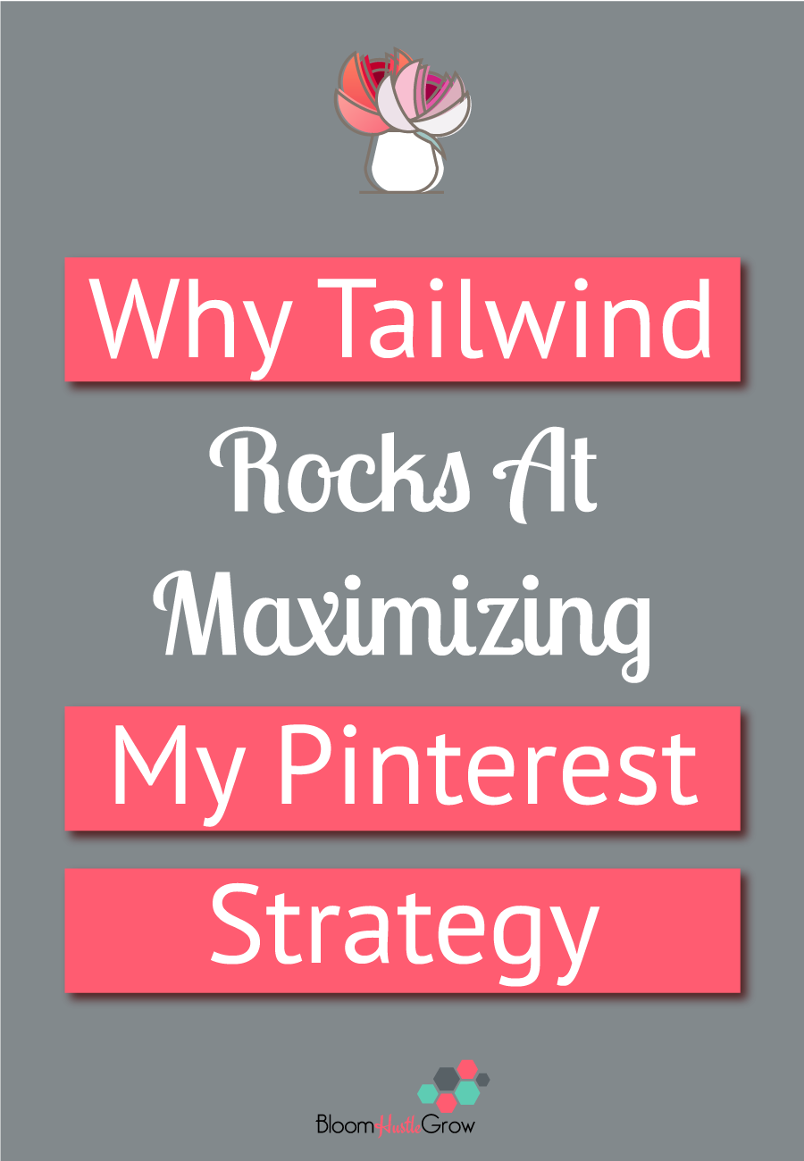 How Tailwind Saves Me Hours A Week #pinterest #businesstools #biztools