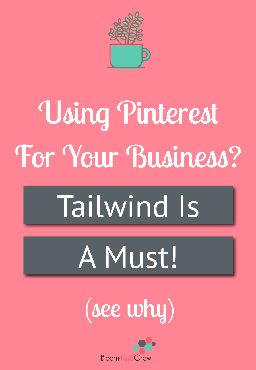 Why You Need Tailwind If Pinterest Is Part Of Your Marketing Strategy. Plus video walkthrough of my favorite features. #pinterest #businesstools