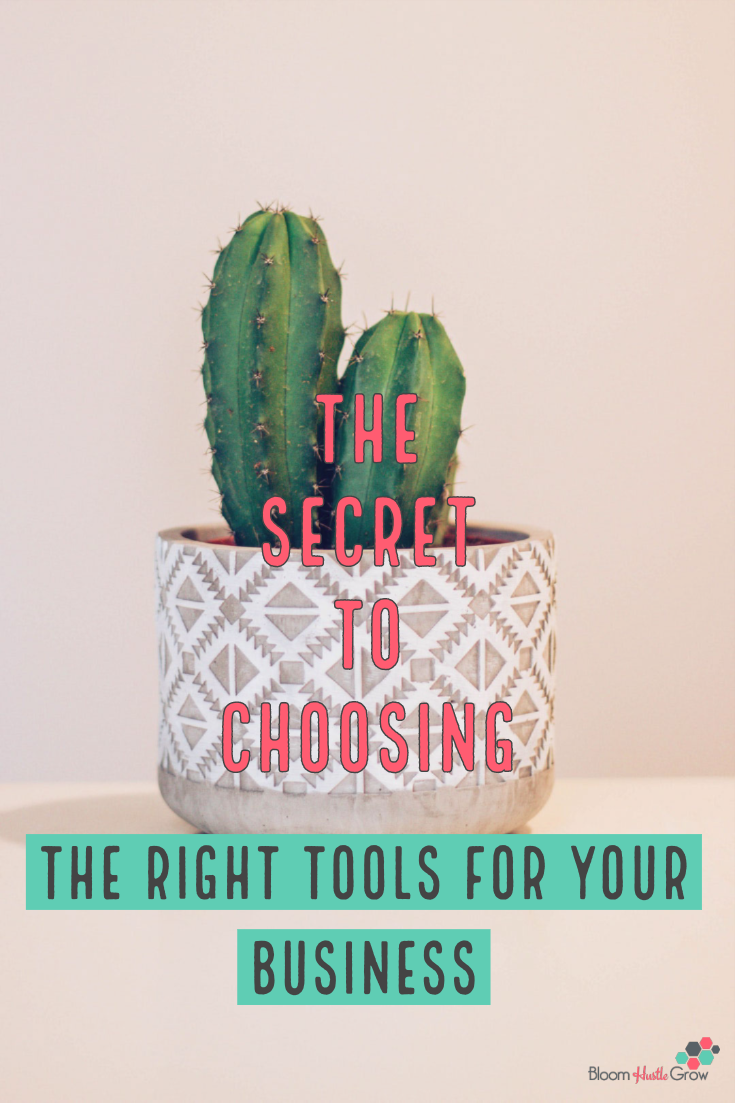 The Secret To Choosing The Right Tools For Your Business #businesstools #business101 #businessoperations